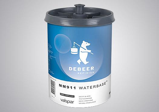Pro-Väri - tuote - DeBeer Waterbase 900 valkoinen 1 l