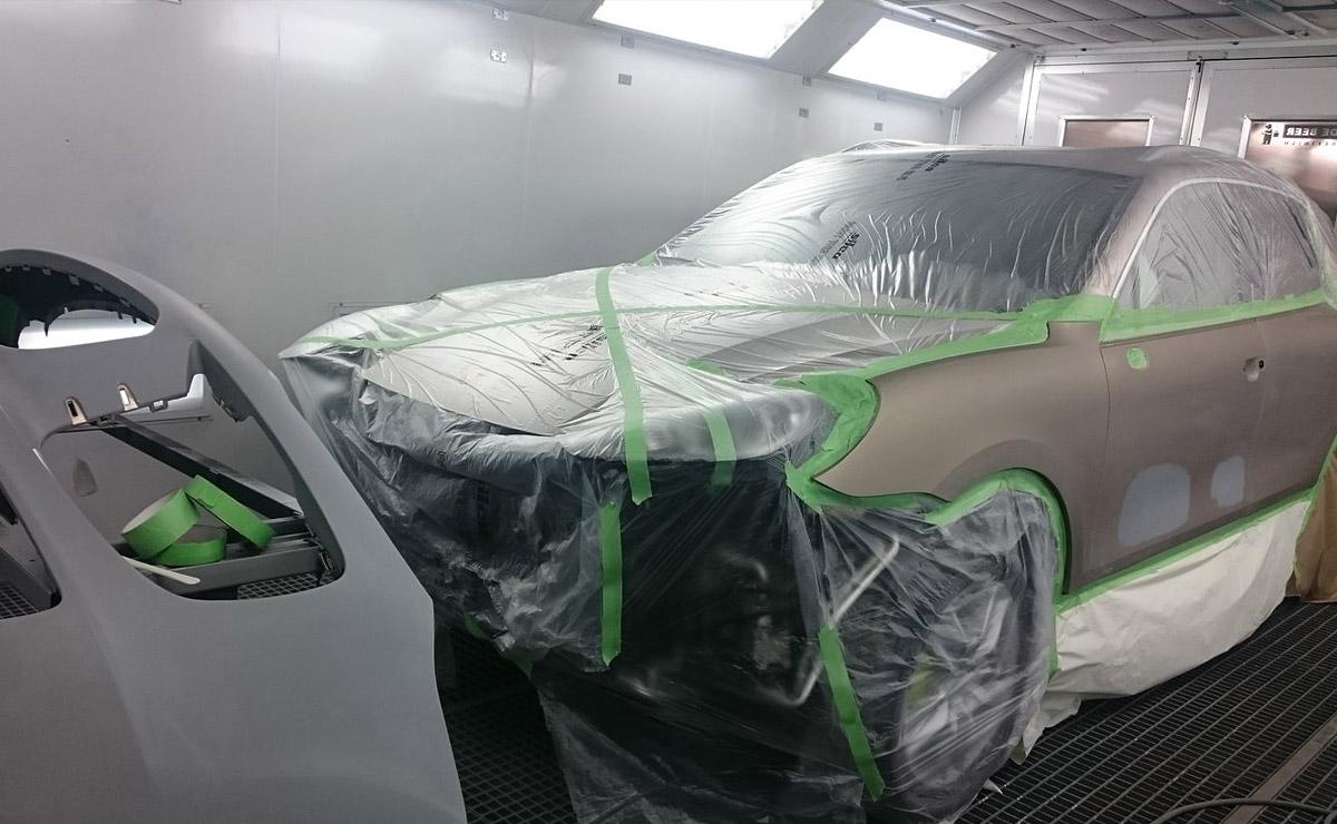 Pro-Väri - blogi - Pinnalla nyt - Esittelyssä asiakkaamme Automaalaamo WePaint
