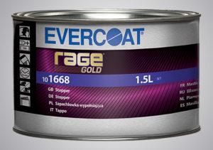 Pro-Väri - tuote - Evercoat Rage Gold - vihreä 1,5 l